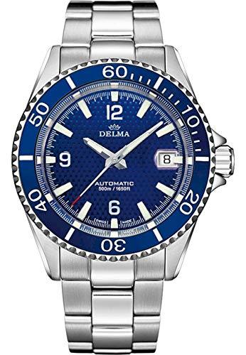 DELMA - Armbanduhr - Herren - Santiago - 41701.560.6.044