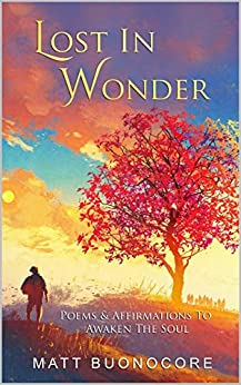 Lost In Wonder: Self Help Poetry & Spiritual Affirmations for times of hardship: Poems & Affirmations to Awaken the Soul by [Matt Buonocore, Alaina DaRin]