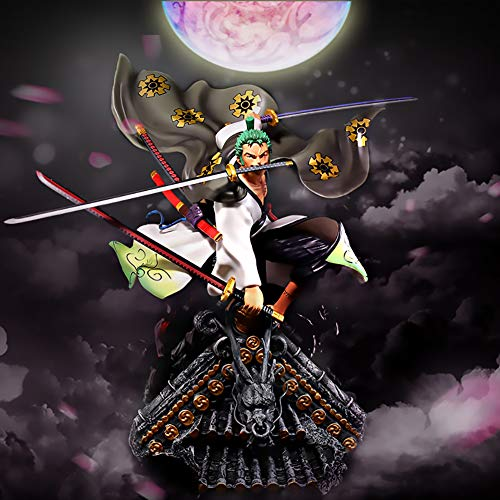 Deliya 1/6 One Piece Roronoa Zoro Action Figure Wear Kimono in Wonokuni Country