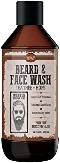Best smooth groom beard and face wash Reviews