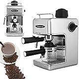 Sentik Professionnel Espresso Cappuccino Machine À Café Cafetière Maison - Bureau...