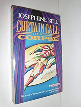 Paperback Curtain Call for a Corpse : A Perennial British Mystery Book