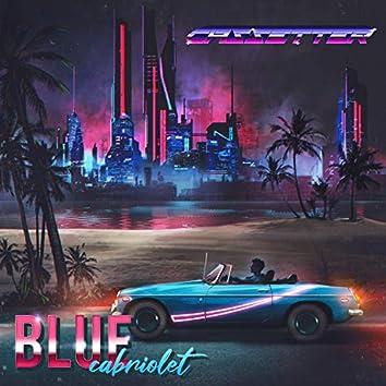 Blue Cabriolet