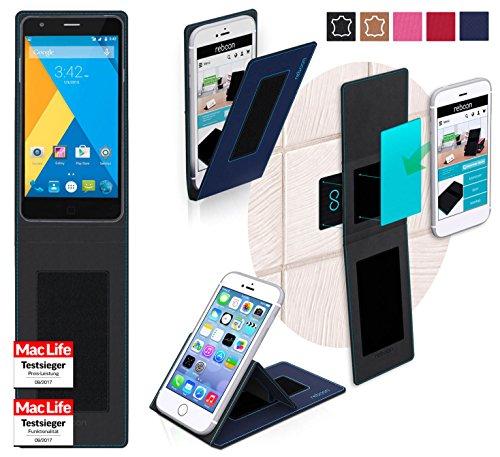 Hülle für Elephone P7000 Tasche Cover Hülle Bumper   Blau   Testsieger