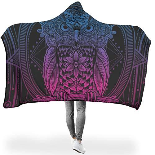 NeiBangM Mandala patroon Animal sprei super zachte grote sofa Chair Bed Office reizen Camping deken