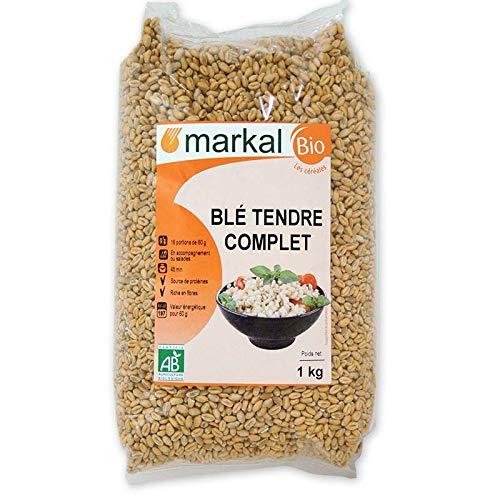 MARKAL - BLE TENDRE COMPLET 1KG