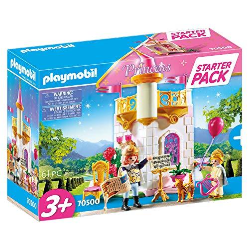 PLAYMOBIL Princess 70500 Starter Pack Prinzessin, Für Kinder ab 3...