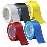 Propac z-nd50b471cinta adhesivo Vinilo segnaletico 3m 471, Azul, 50mm x 33m