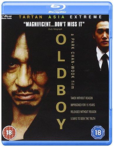 Oldboy [Blu-ray] [2003] [Reino Unido]