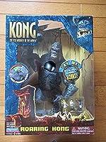 プレイメイツ社2005年映画公開 ピータージャクソン版キングコングシリーズ ローアリングコングのフィギュア レア