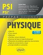 Physique PSI/PSI* - 3e édition actualisée de Lionel Vidal
