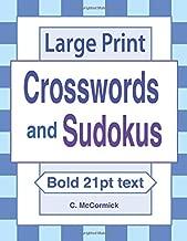 Large Print Crosswords and Sudokus