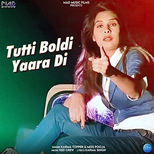 Karma Topper & Miss Pooja