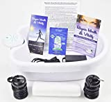 Best Detox Ionic Foot Baths - Ionic Cleanse Detox Foot Spa Bath. With Heavy Review