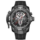 Reef Tiger Reloj Analógico Automático para Hombre con Correa en Caucho RGA3591...
