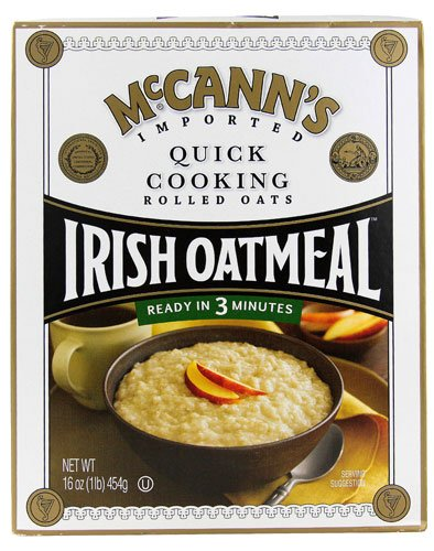 McCann#039s Irish Oatmeal Quick Cooking  16 oz  2 pc