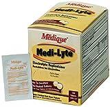 Medique 03033 Medi-Lyte Electrolyte Tablets w/ Potassium Chloride for Cramps, 100-Tablets