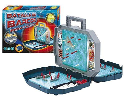 Tachan- Juego Batalla de Barcos Mesa (CPA Toy Group Trading S.L. 7413358)