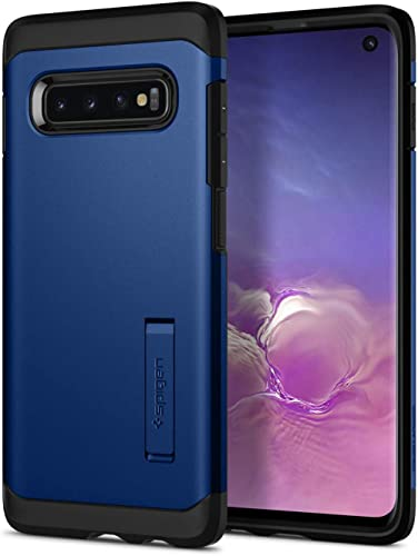 Spigen Tough Armor Designed for Samsung Galaxy S10 Case (2019) - Prism Blue