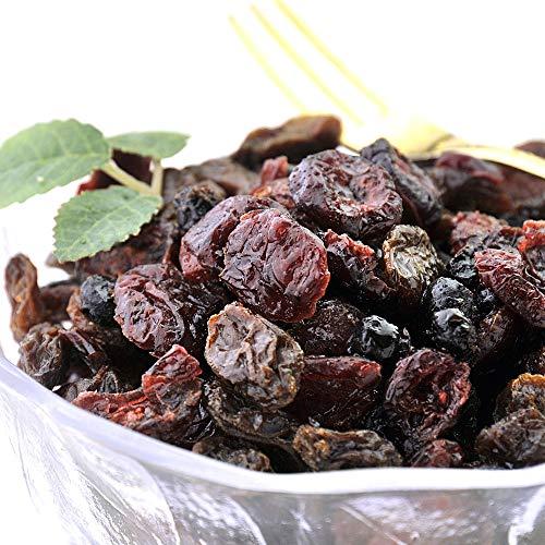 うめ海鮮 3種類 ミックスベリー 300g ノンオイル(レーズン ブルーベリー クランベリー)