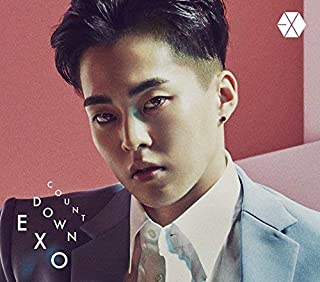 COUNTDOWN(CD only)(スマプラ対応)(XIUMIN Ver.)(初回生産限定盤)