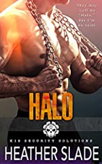 Halo (K19 Security Solutions Book 8)