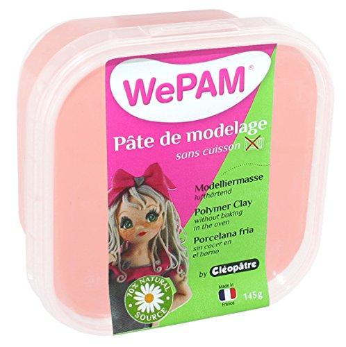 WePAM pfw331–145 Air härt fin de pâte à modeler Poire, 145 g