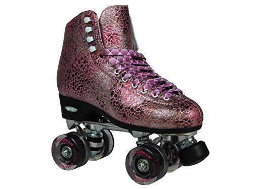 Epic Skates Sparkle – Patines de Patinaje Alto