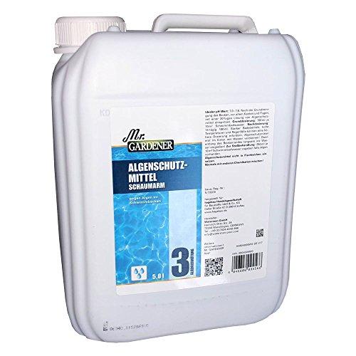 Mr Gardener Algenschutzmittel 5 L Schwimmbad