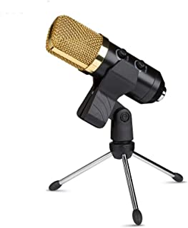 USB Condenser Microphone XHJY Metal Condenser Recording...