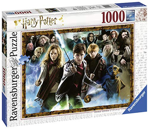 Ravensburger Harry Potter Puzzle para adultos, multicolor, 100 XXL piezas (15171)