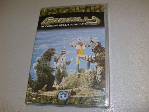 Godzilla – Ai Confini Della Realtà
