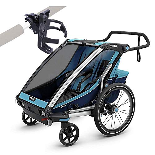 Thule Chariot Cross 2 Multisport Trailer Thule Blue/Poseidon with...
