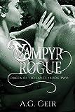 Vampyr Rogue (Order of Vigilance Book 2)