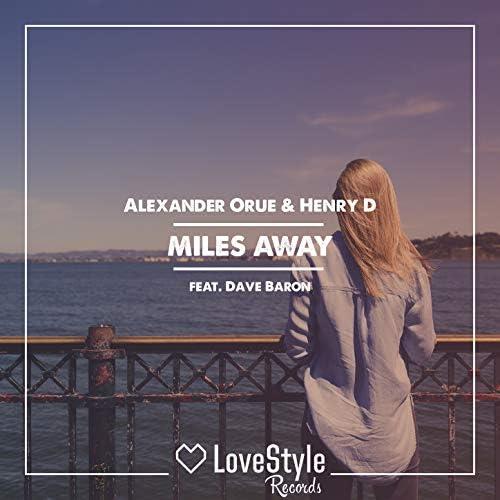 alexander orue & Henry D feat. Dave Baron