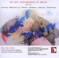 Contemporary Voice in Italy