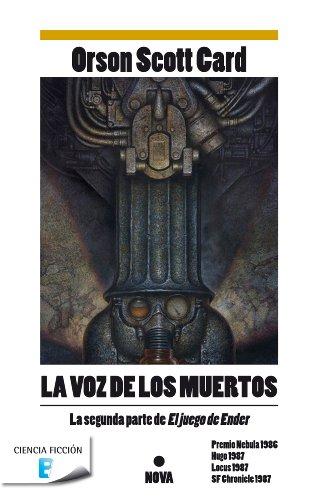 La voz de los muertos (Saga de Ender 2): Nº 1 (ENDER)