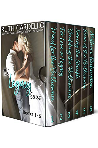 The Legacy Collection Box Set: Books 1-6 (English Edition)