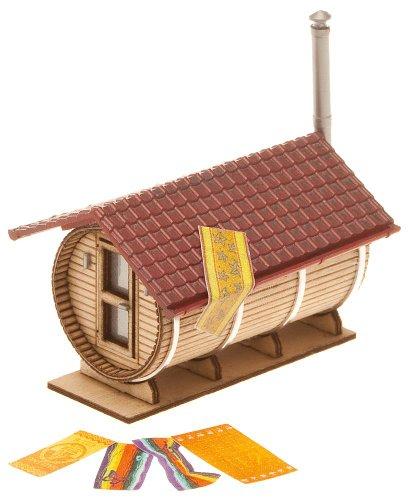 Faller 180607 - Modellbahnzubehör: Sauna im Fass
