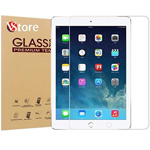 Pellicola in Vetro Temperato per iPad Air 2018 2017 Pro 9,7 Air 2 Proteggi Salva Schermo LCD Tempered Glass Screen Protector Ultra Sottile 0.3mm 9H