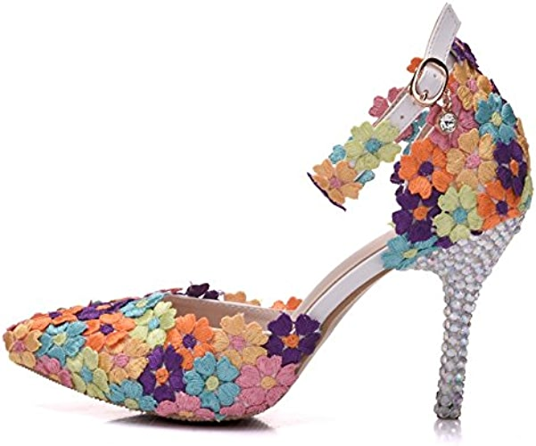 Qingchunhuangtang@ Talons Hauts Chaussures, Talons, Sandales, Chaussures, Chaussures de Ville, Chaussures et Chaussures