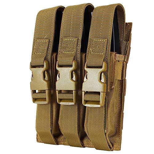Condor MA37: MP5 Mag Pouch Coyote Brown