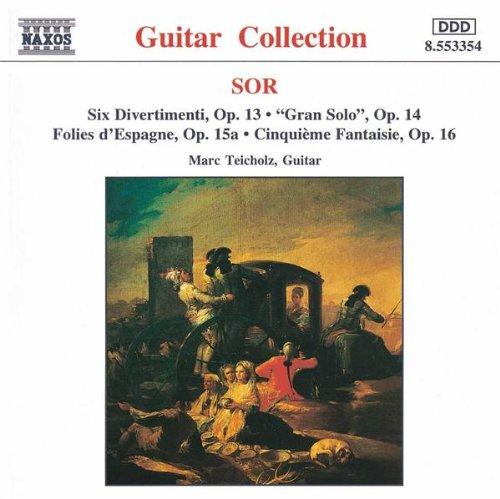 Folies d'Espagne and Menuet, Op. 15a: Folies d'Espagne et un menuet, Op. 15a