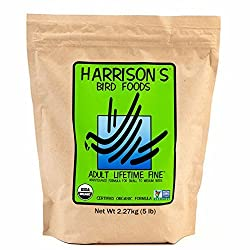 Harrison's Bird Food: Harrison's Bird Foods is a family of certified organic, formulated diets that were created by avian veterinarians and top avian nutritionists with the health of your bird in mind.