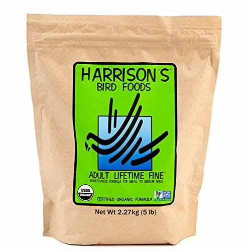 Harrison's Bird Foods Adult Lifetime Fine 5lb