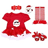 TANZKY Baby Girls First Christmas Dress...