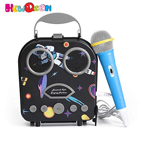 Bluetooth Speaker Children's Karaoke Mic