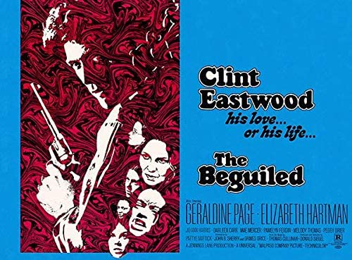 Amazon.com: The Beguiled - 1971 - Movie Poster: Posters & Prints