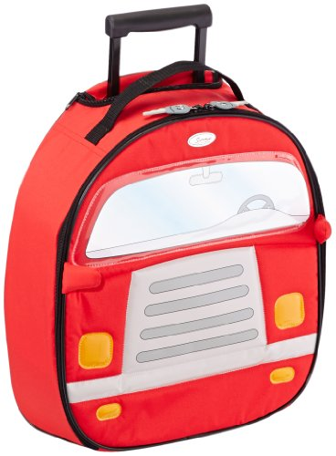 Samsonite koffer My First Samsonite kinderkoffer Upright 48/17 Cars, 38 cm, 22 liter, rood, 50370-1726