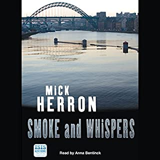 Smoke and Whispers audiobook cover art